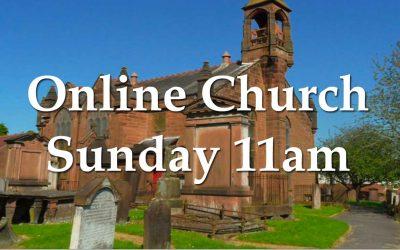 Sunday Worship Together 28th February 2021