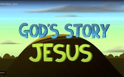 God's Story – Jesus