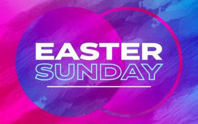 Easter Sunday Worship Together