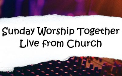Sunday Worship Together 1st August 2021